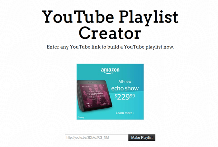 youtube-playlist-creator