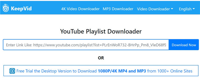 keepvid-youtube-playlist-downloader